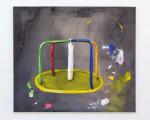 """Kotzmühlchen"", 150x170, Acryl auf Leinwand, 2016"